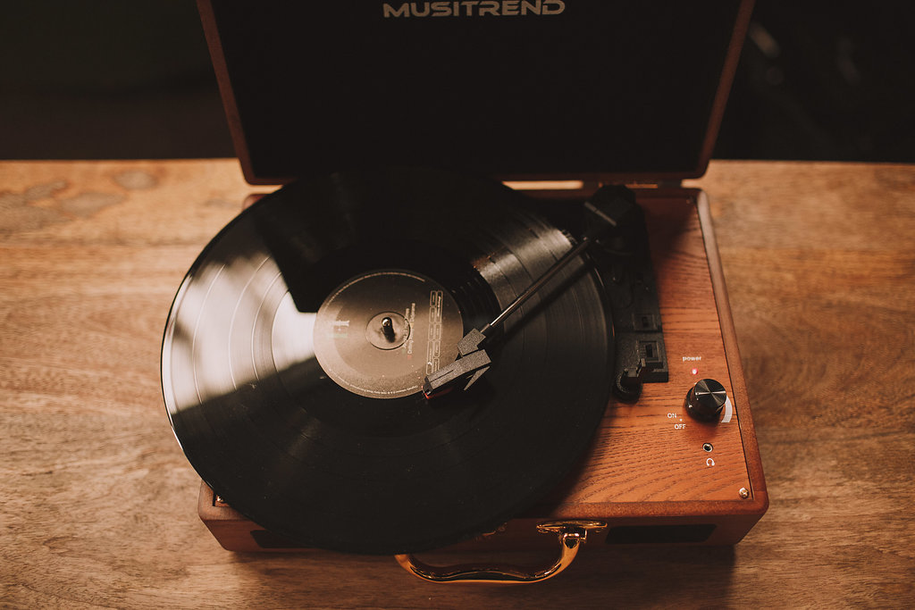 vinyle, ambiance cool