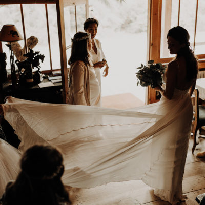 se marier a la cabane Bartherotte
