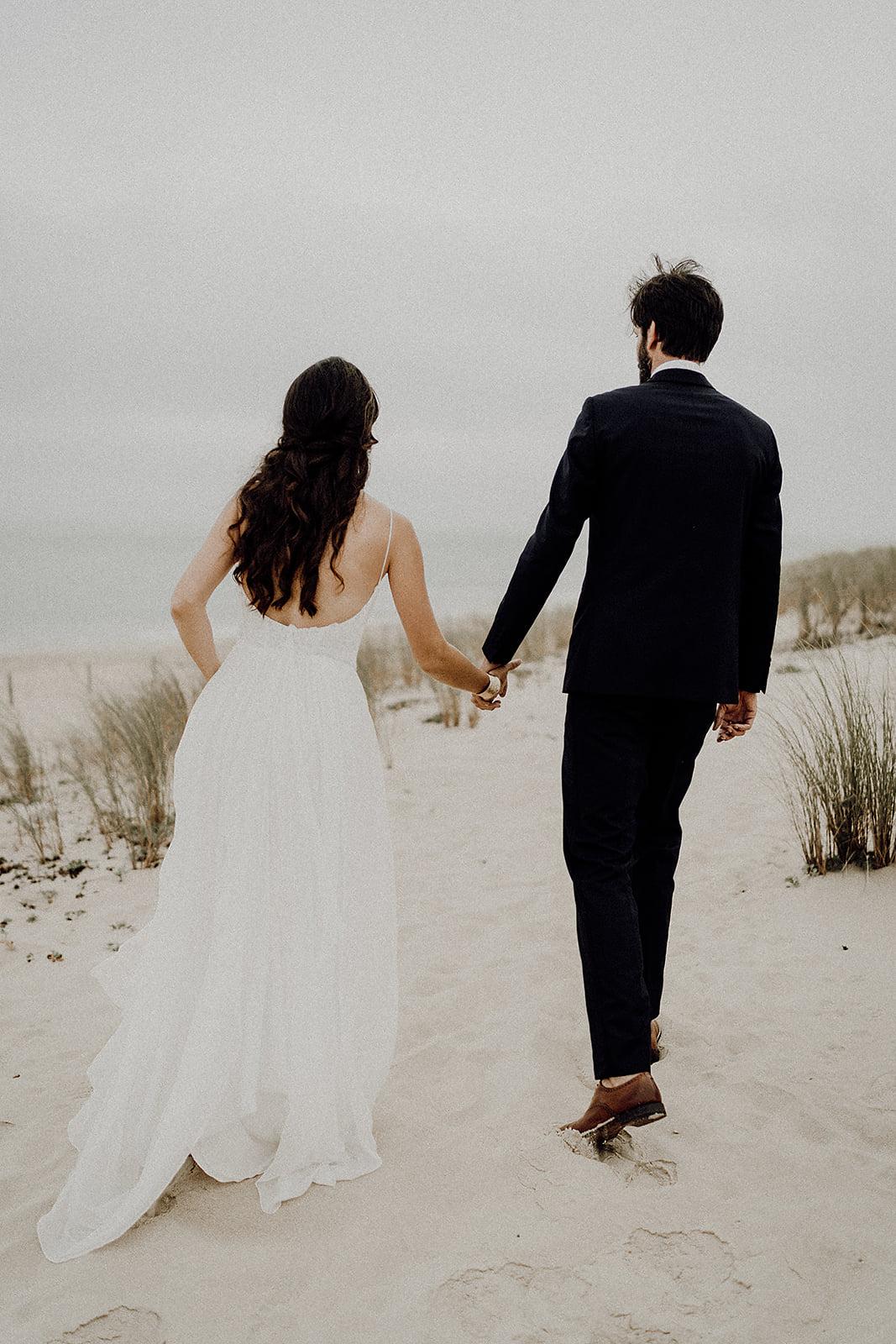 wedding-planner-jour-j-couple-mariage-cap-ferret
