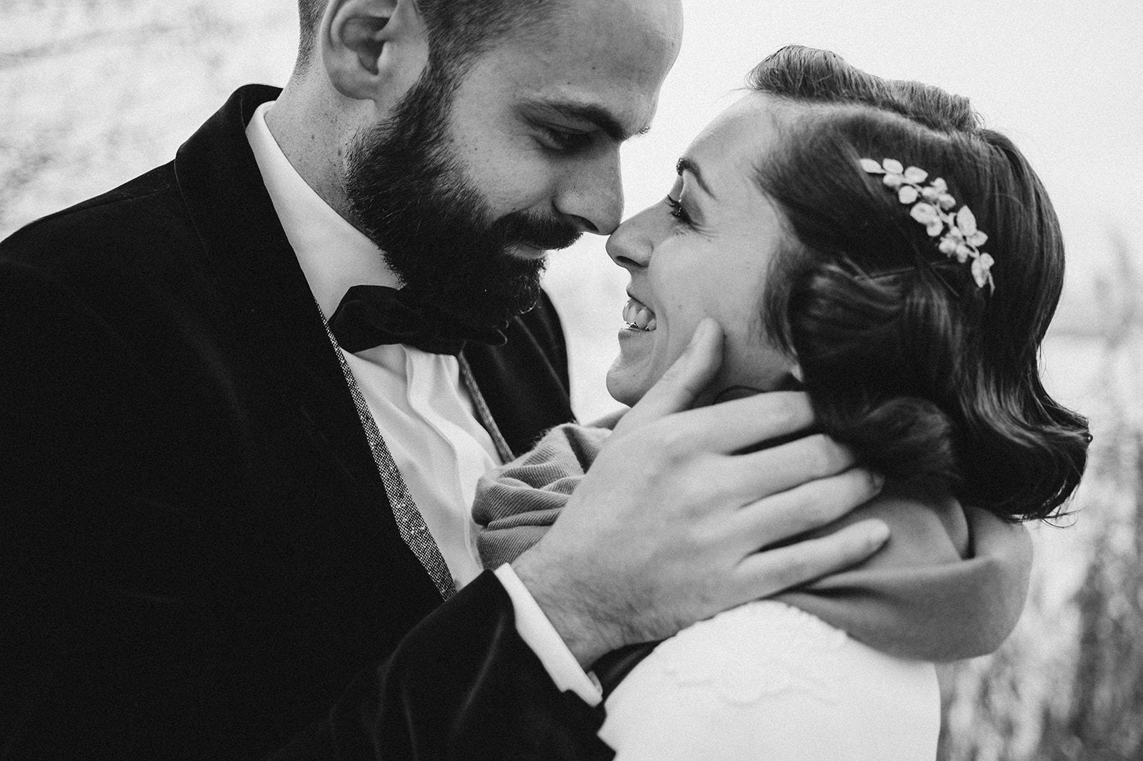 Mariage d'hiver, pourquoi dire oui!