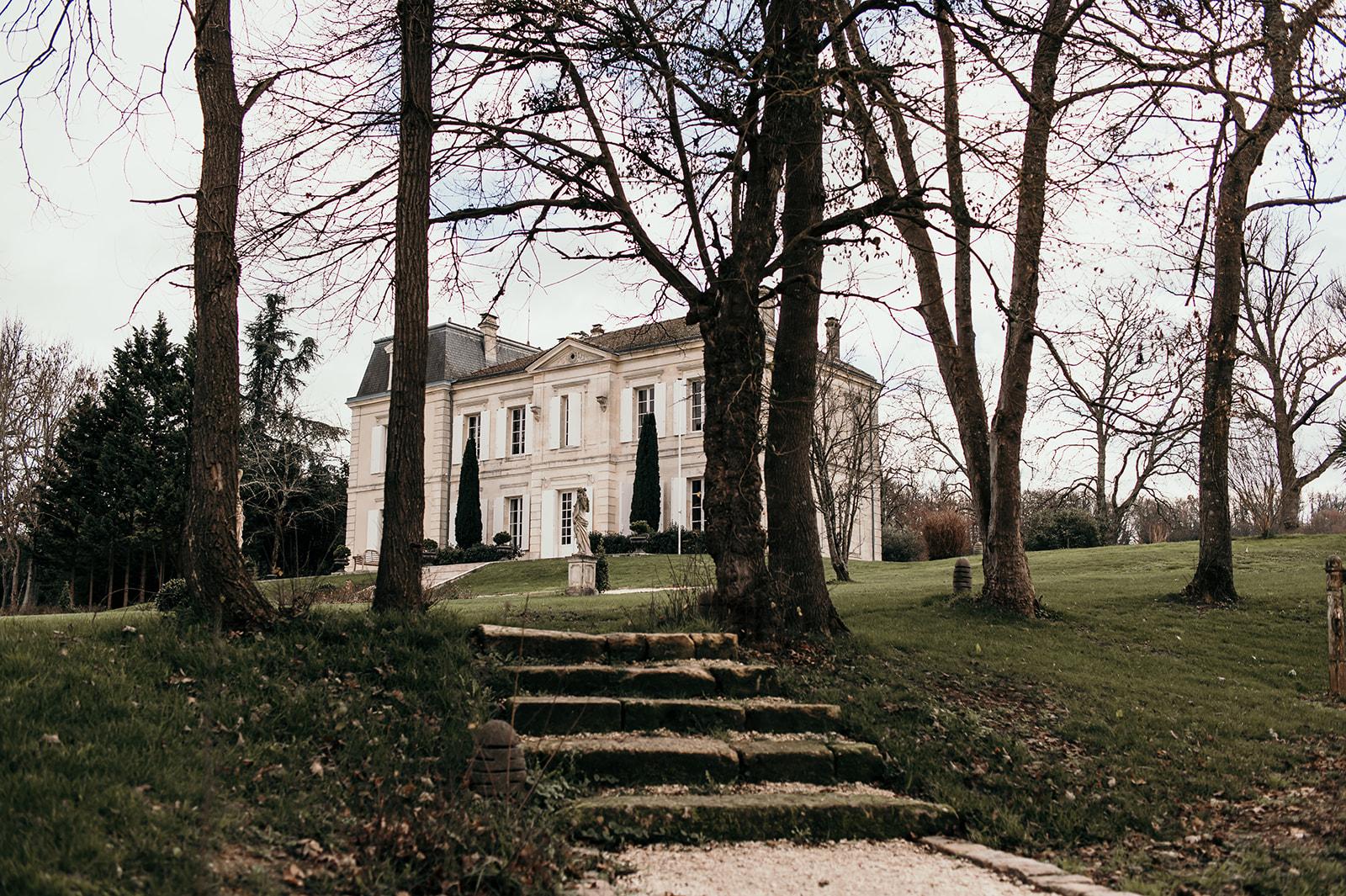 Mariage château de Garde