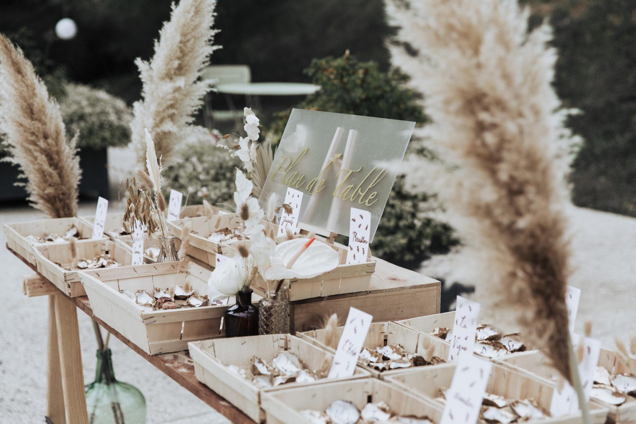 Wedding design bordeaux