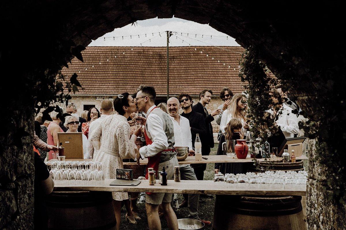 cocktail mariage bordeaux