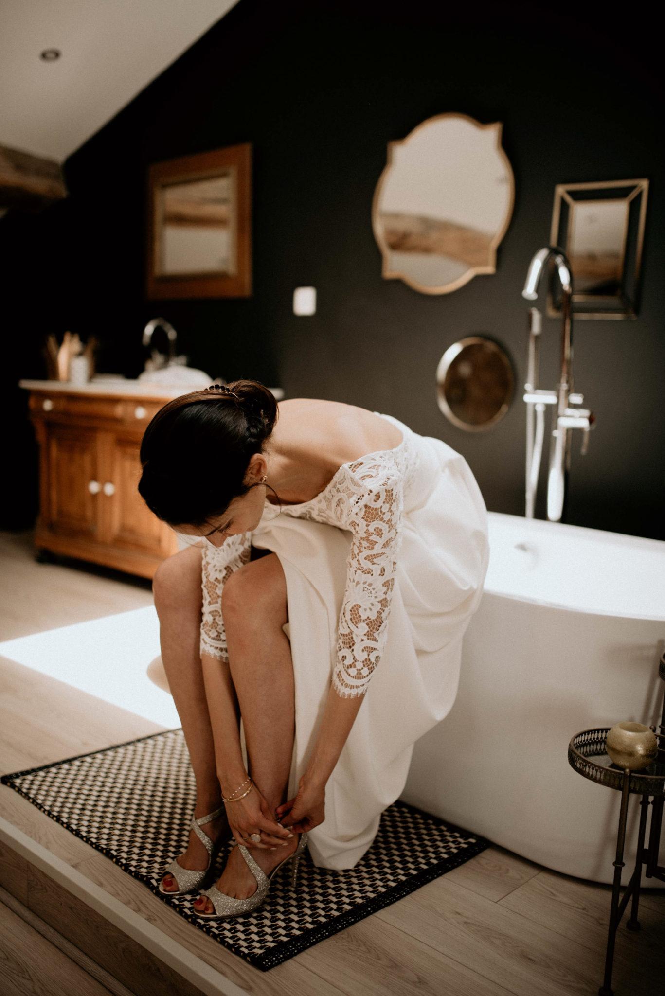 Préparation de la mariée organisation mariage