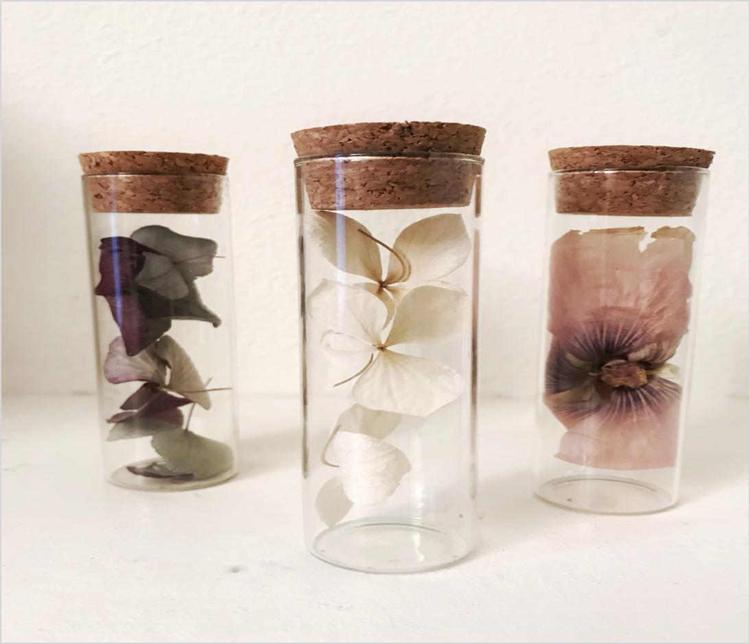 Des cadeaux fleuris pour vos invités