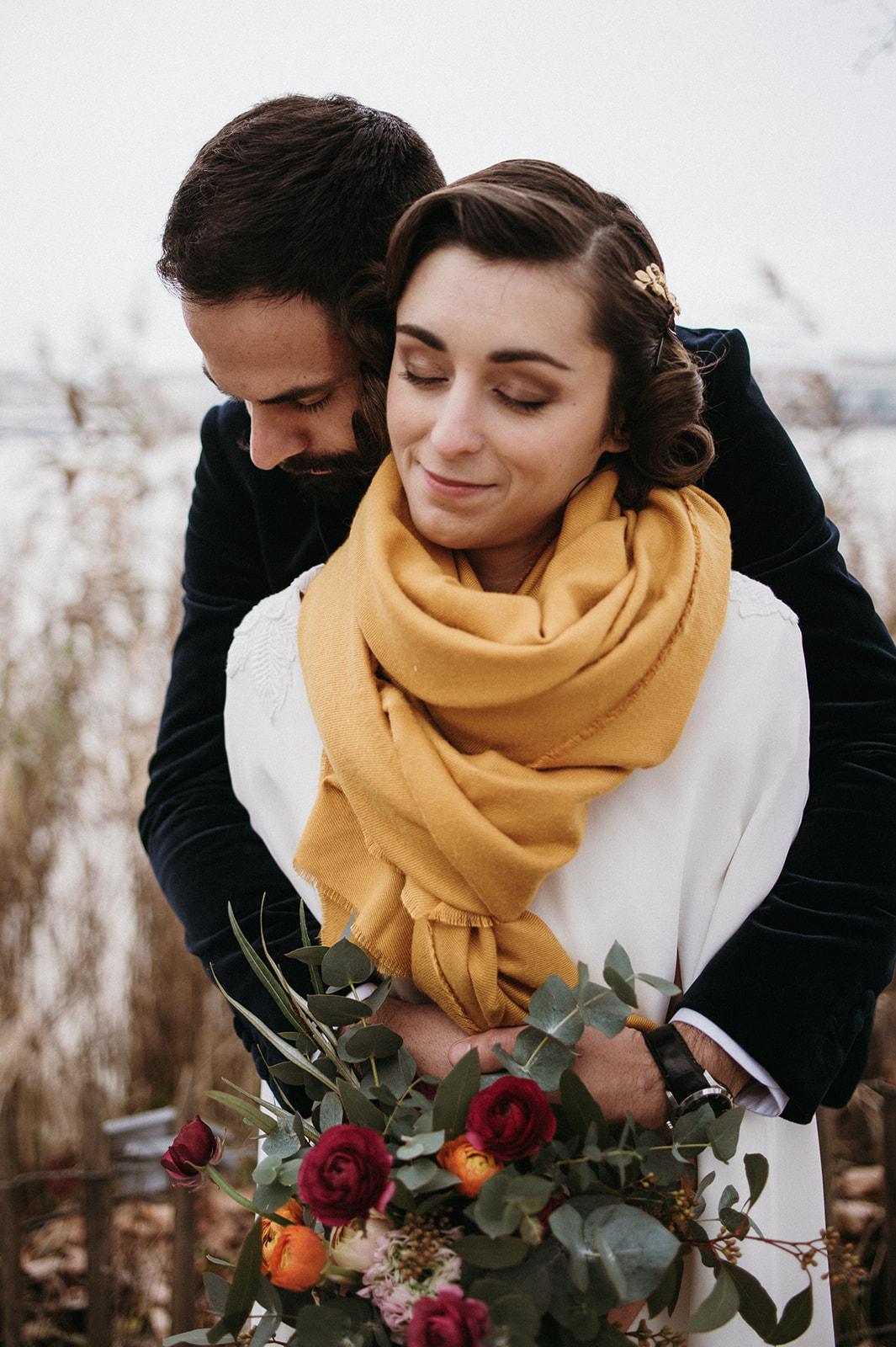 couple matige hiver