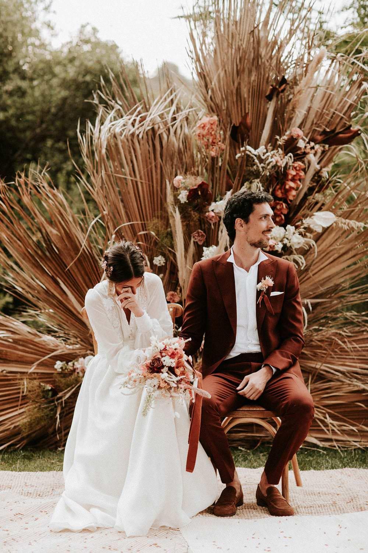 mariage photographie mariés bonheur