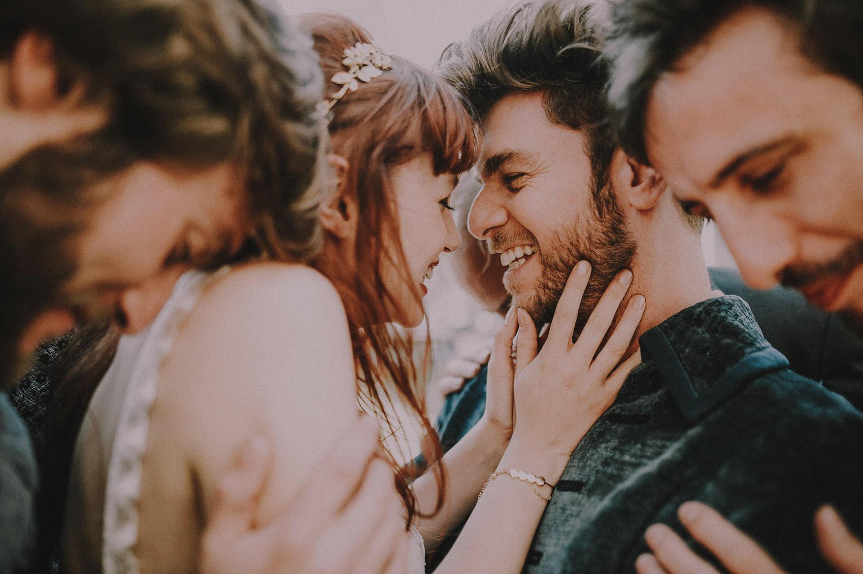 Un mariage avec une cérémonie laïque, la tendance actuelle.