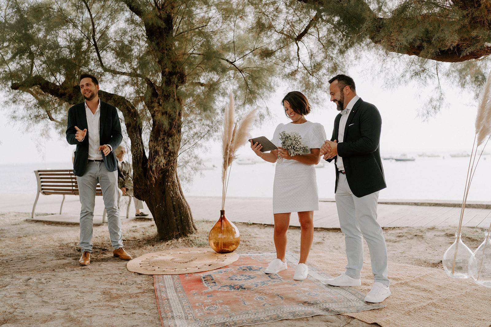 Mariage-CapFerret-ceremonie-laique-couple-voeux
