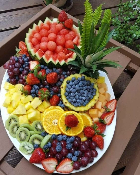 bride-brunch-fruits-frais-esthetique