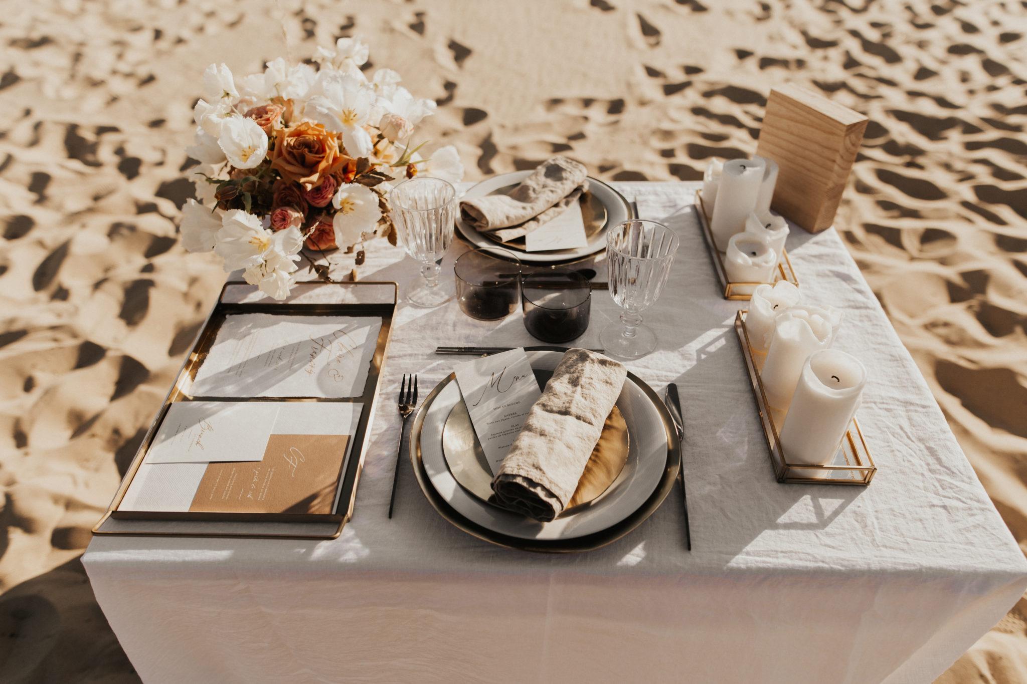 decoration-table-couple-plage-boheme